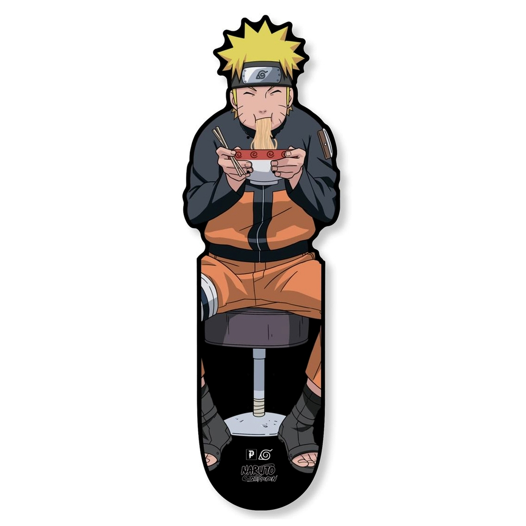PRIMITIVE TEAM NARUTO RAMEN CNC CRUISER DECK 10.00