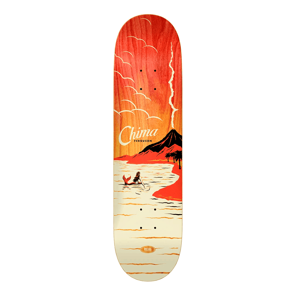 REAL FERGUSON HOT SPOT DECK 8.06