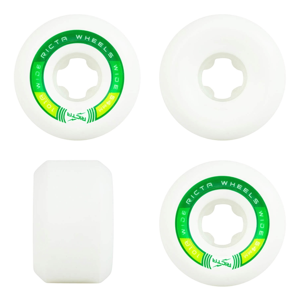 RICTA 54MM RAPIDO WIDE 101A WHEELS