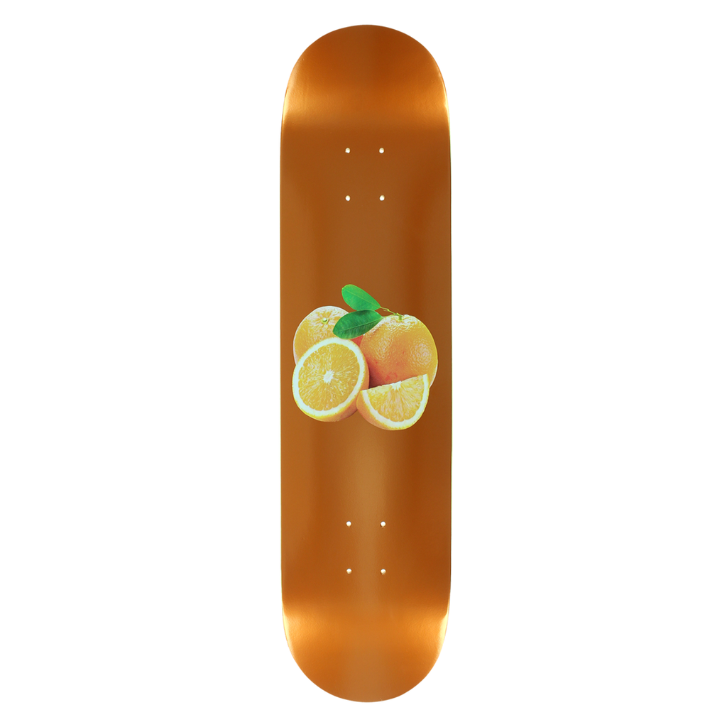 SKATE MENTAL WIEGER ORANGE DECK 8.0