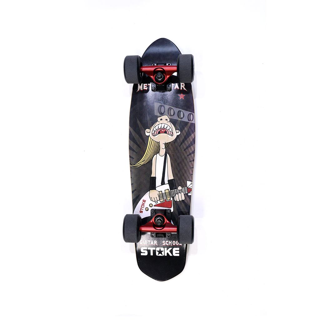 STOKE METAL STAR CRUISER COMPLETE 26