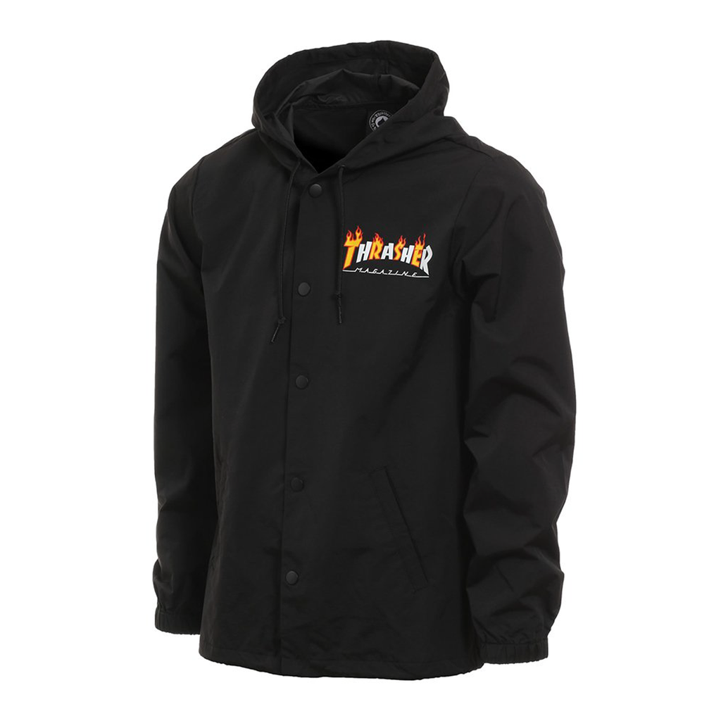 Thrasher FLAME MAG JACKET
