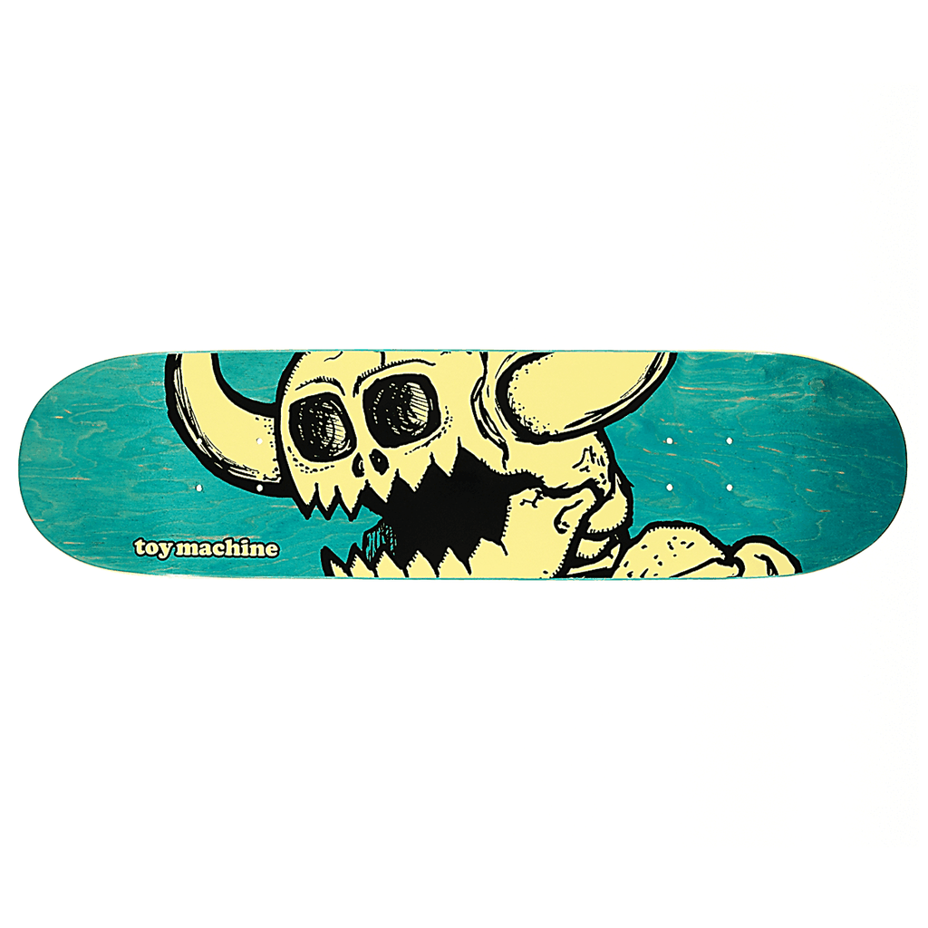 TOY MACHINE TEAM VICE DEAD MONSTER DECK 8.0