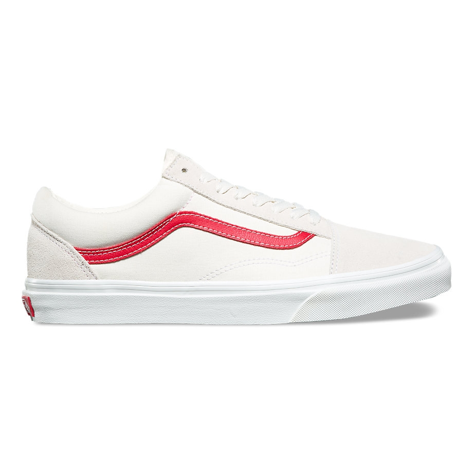 VANS OLD SKOOL KELLY RED