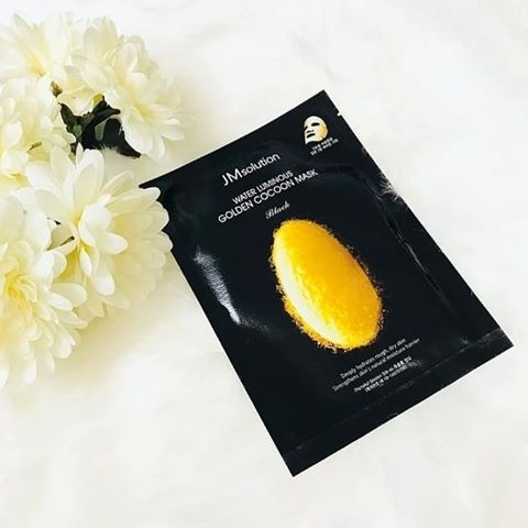 JMSOLUTION - Mặt Nạ Golden Cocoon Mask