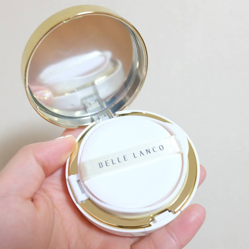 BELLE LANCO - High Cover Pure Cushion