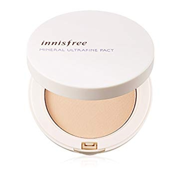 INNISFREE - Phấn phủ Innisfree Mineral Ultrafine Pact SPF25 PA++