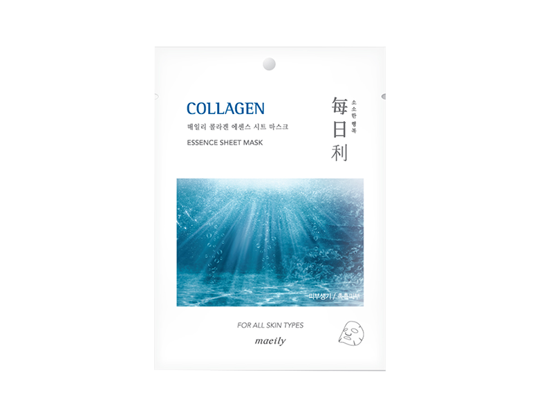 MAEILY - Mặt Nạ Collagen Dưỡng Ẩm Collagen Essence Sheet Mask