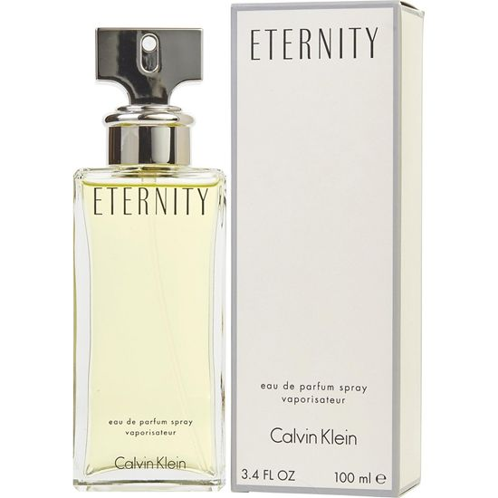 CALVIN KLEIN - Nước Hoa Nữ Eternity for Women Eau de Parfum Spray 100ml