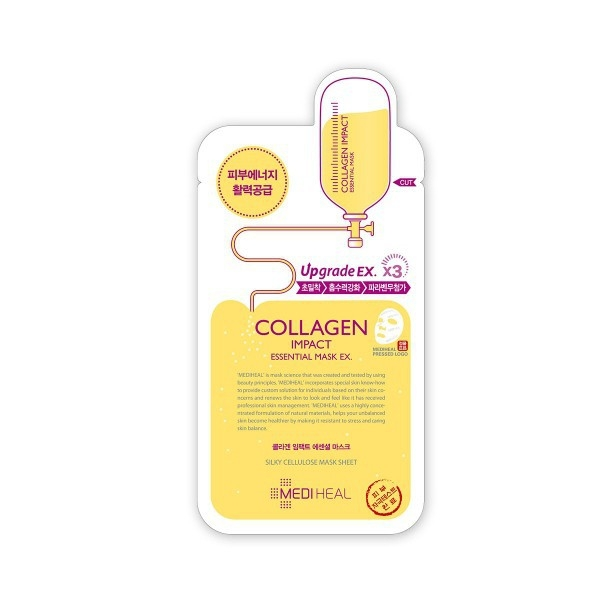 MEDIHEAL - Mặt Nạ Collagen Impact Essential Mask EX.(24ml)
