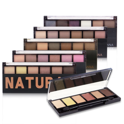 SIVANNA COLORS - Bảng Màu Mắt Eye Shadow Palette HF312
