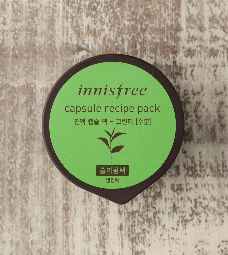INNISFREE - Mặt nạ Capsule recipe pack