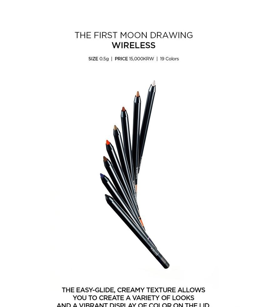 MOONSHOT - Kẻ Mắt The First Moon Drawing Wireless