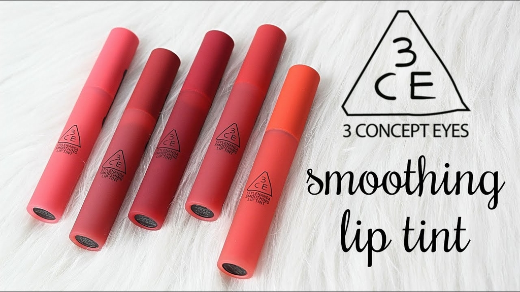 3CE - Son 3ce Smoothing Lip Tint