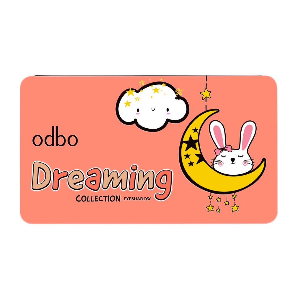ODBO - Phấn Mắt Dreaming Collection Eyeshadow