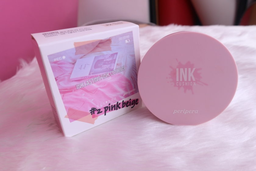 PERIPERA - Inklasting Pink Cushion ( Pink Moment Collection)