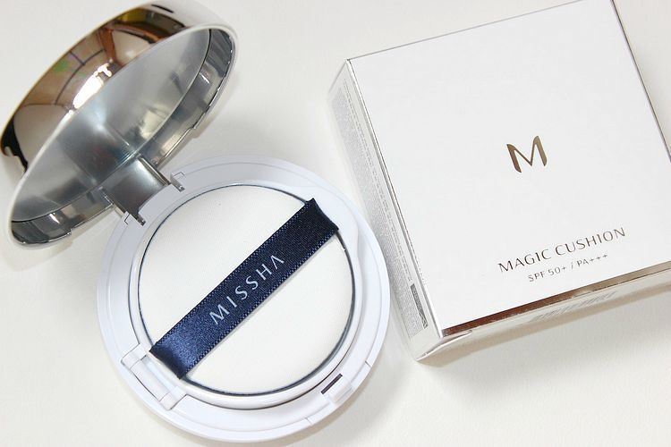 MISSHA - Phấn Nước Kiềm Dầu Missha Magic Cushion Cover Lasting SPF50+ PA+++