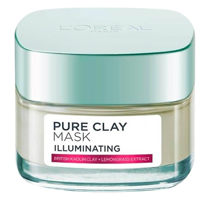 L'OREAL - Mặt Nạ Đất Sét Paris Pure Clay Mask Illuminating