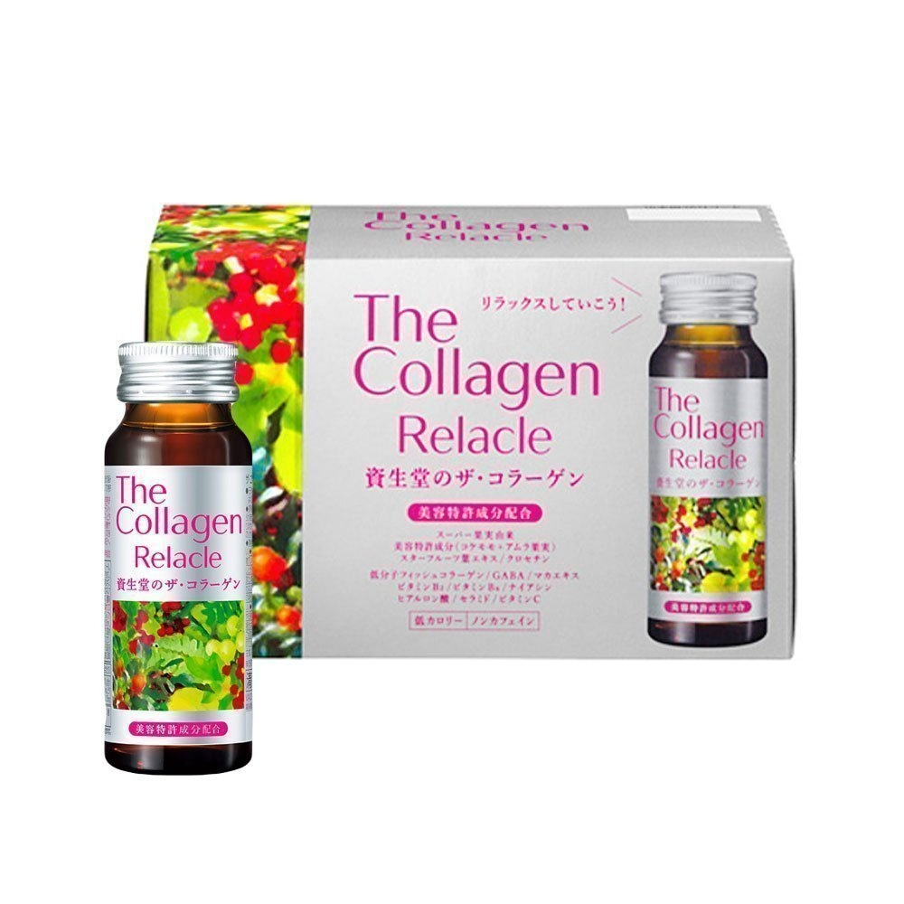 SHISEIDO -  The Collagen Relacle Drink 50ml*10