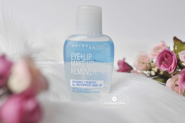 MAYBELLINE - Tẩy Trang Make Up Remover Eye & Lip (40ml)