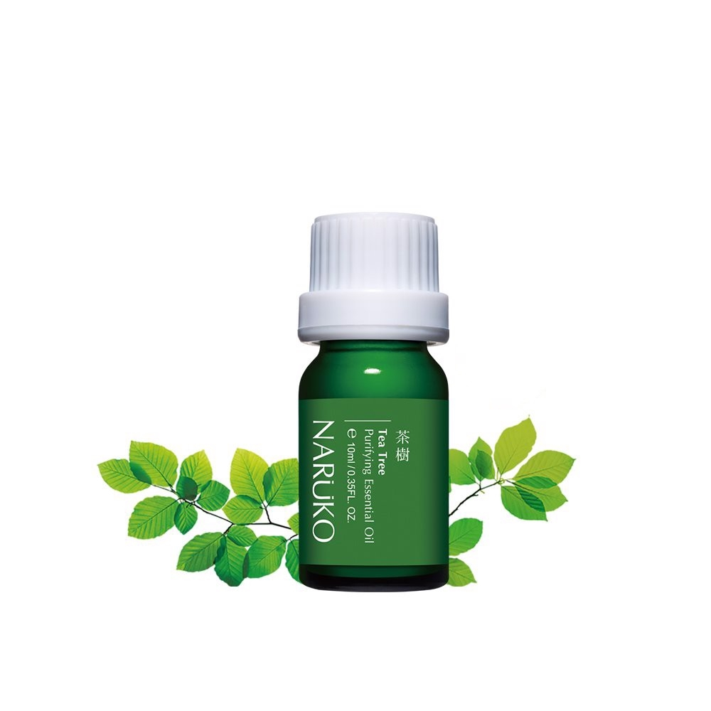 NARUKO - Tinh Chất Tràm Trà Tea Tree Purifying Essential Oil 10ml