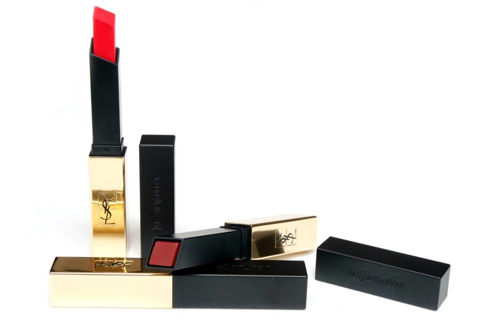 YSL - Son Rouge Pur Couture The Slim Leather Matte Lipstick