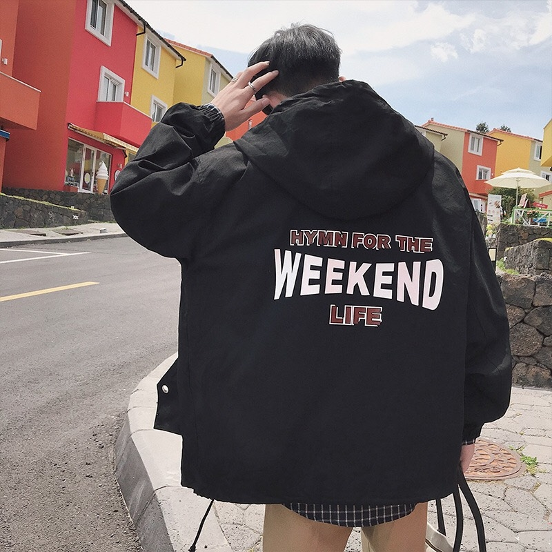Weekend Jacket
