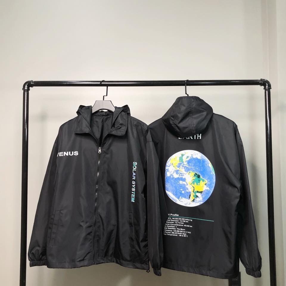 Earth Jacket