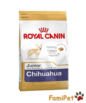 thuc-an-cho-cho-royal-canin-chihuahua-junior-500g