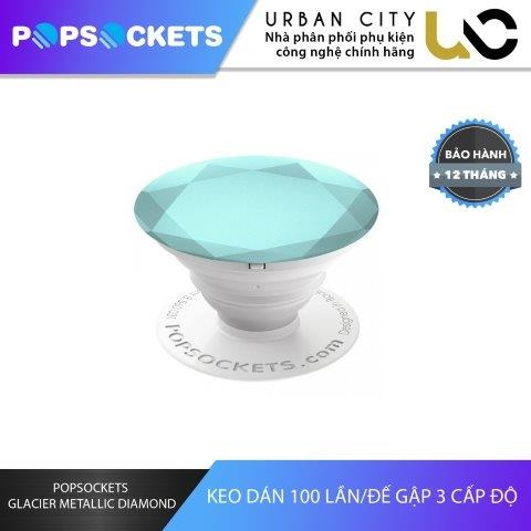 PopSockets Glacier Metallic Diamond