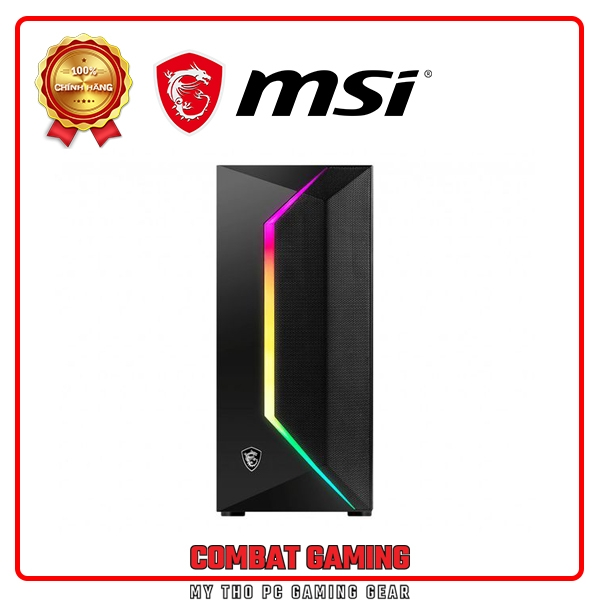 Case MSI MAG VAMPIRIC 100L RGB STRIP