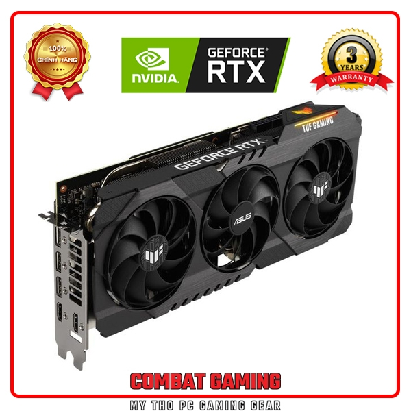 VGA ASUS TUF GAMING GEFORCE RTX 3080 OC