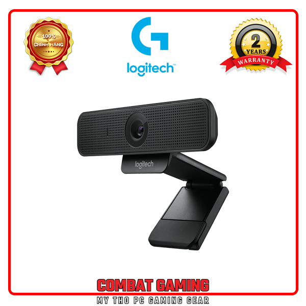 Webcam LOGITECH C295e