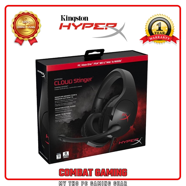 Tai nghe Kingston HyperX Cloud Stinger