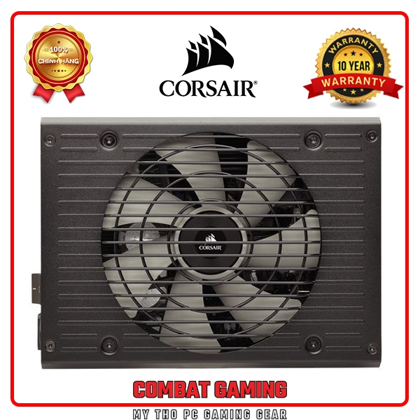 Nguồn CORSAIR HX1200 PLATINUM 80 PLUS PLATINUM - Full Modul