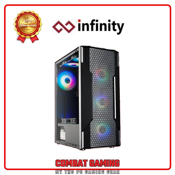 Case INFINITY TATE – Max AirTempered Glass