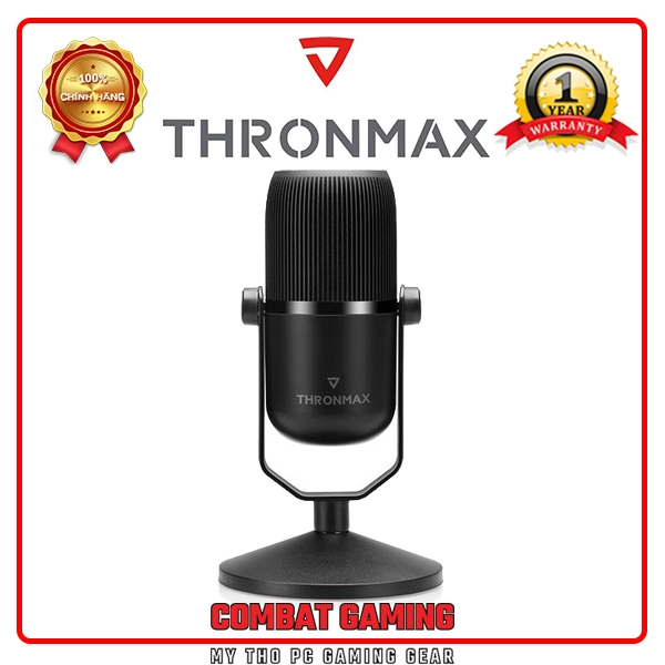 MICROPHONE THRONMAX MDRILL ZERO JET BLACK