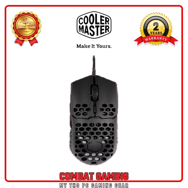 Chuột COOLERMASTER MM 710 BLACK