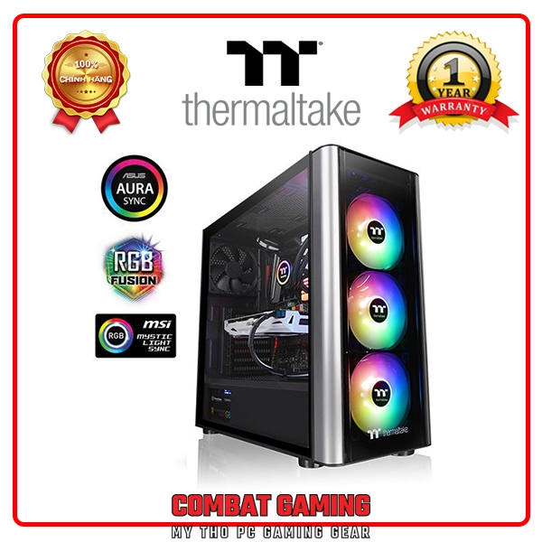 Case Thermaltake New Level 20 MT ARGB Mid-Tower