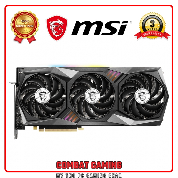 VGA MSI RTX 3060 TI GAMING X TRIO 8GB GDDR6