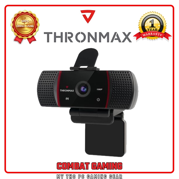WEBCAM THRONMAX STREAM GO X1 1080P 30FPS