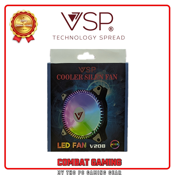 Fan Case VSP V208 LED ARGB