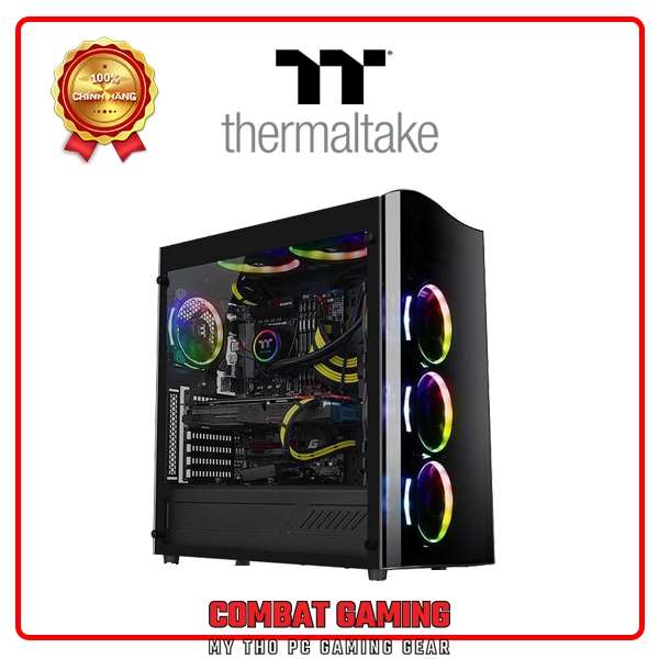 [KM SHOCK] Case Thermaltake View 22 Tempered Glass Edition