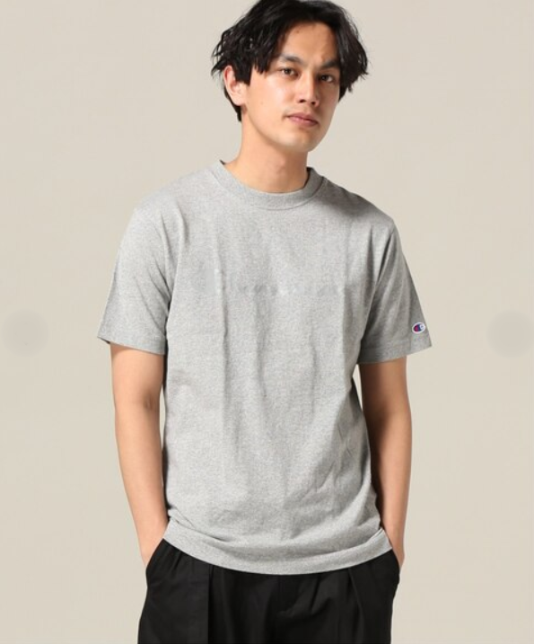 Champion Grey - Grey T-shirt (C3-M350)