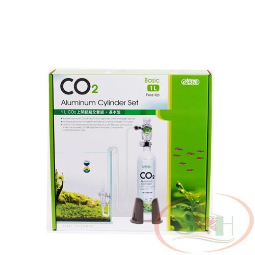 bộ Ista Basic Co2 Supply Set 1L