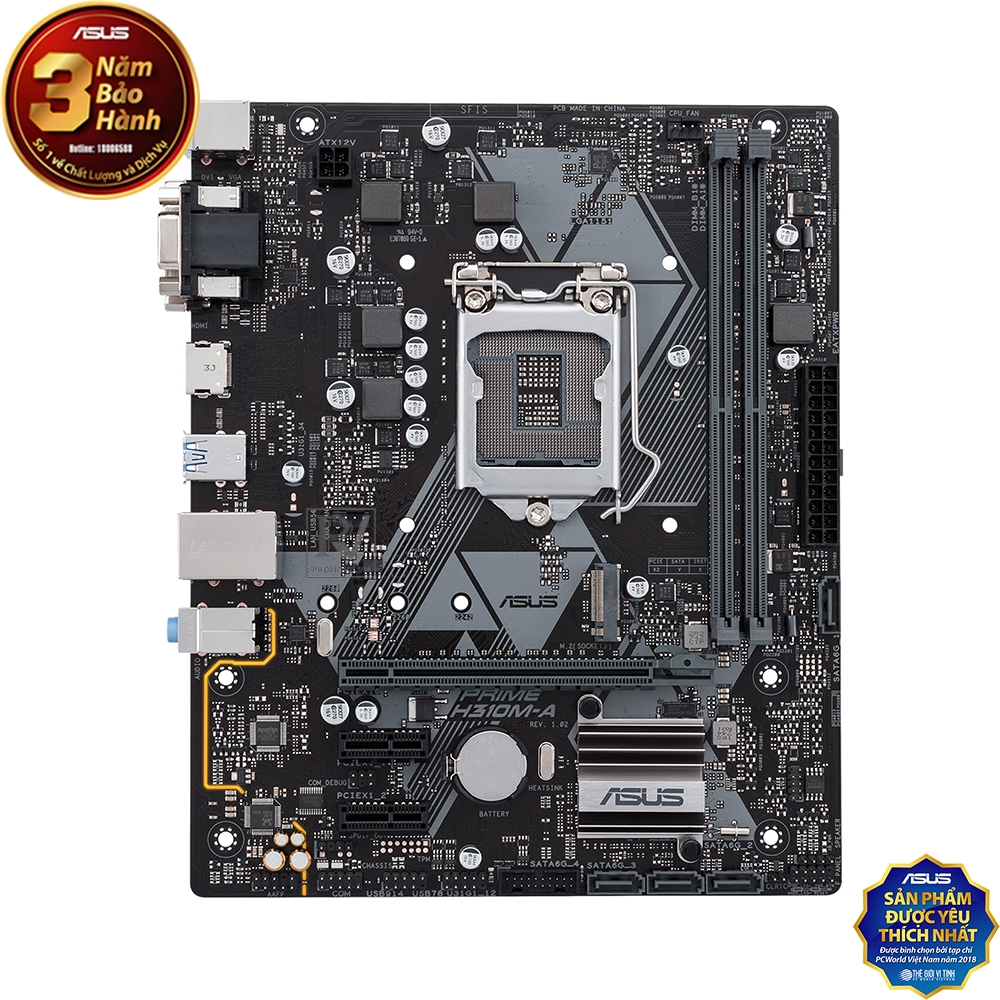 Mainboard Asus H310M-A