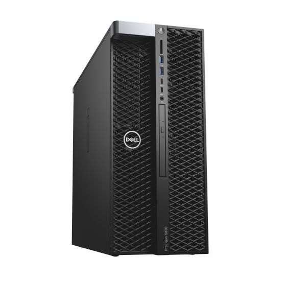 Dell Precision T7820 (Xeon Silver 4112/16GB (2*8GB) RAM/256GB SSD+2TB HDD/P5000 16GB/DVDRW/Key/Mouse/Win 10 Pro)