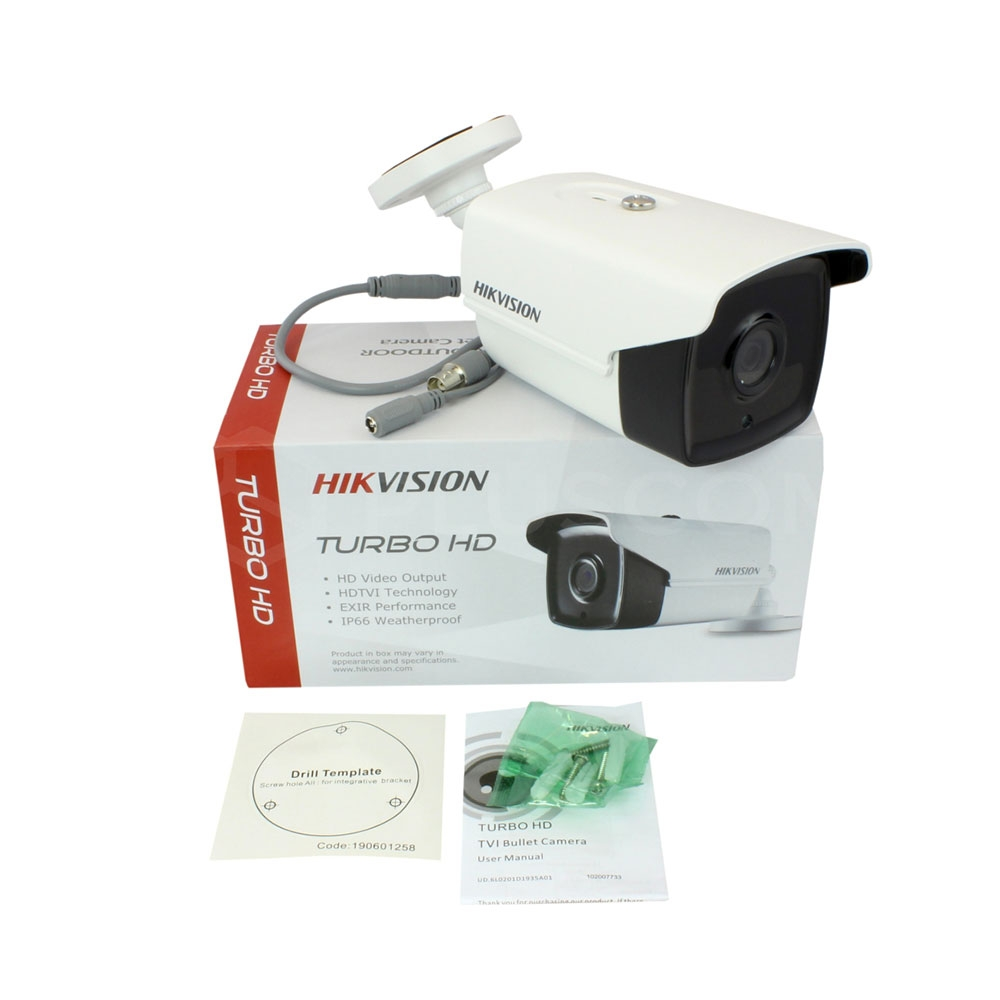 Camera HD-TVI HIKVISION DS-2CE16F1T-IT (3MP)