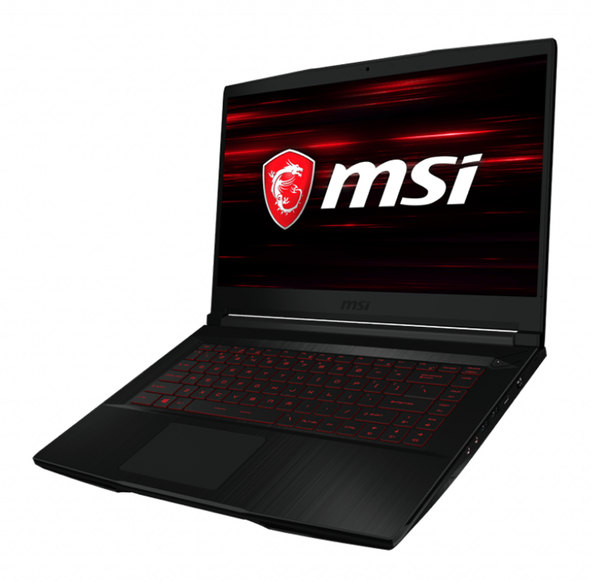 Laptop MSI Gaming GF75 9RCX (430VN) (i7 9750H/8GB RAM/256GB SSD /GTX1050Ti 4GB/17.3