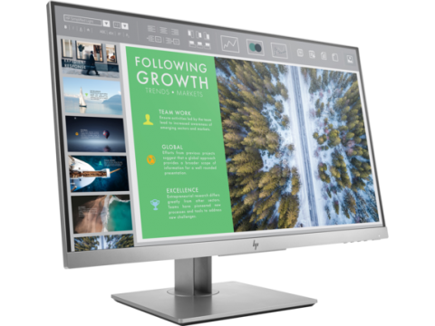 HP EliteDisplay 24''E243I LED IPS